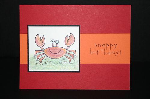 Crab & frog 001